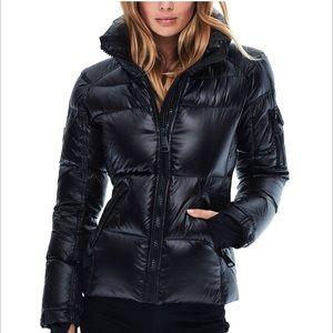 ADD Down Black Puffer Jacket Size Small